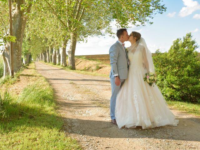 Le mariage de James et Emilia à Toulouse, Haute-Garonne 58