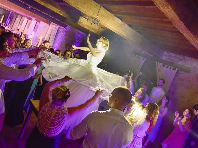 Le mariage de James et Emilia à Toulouse, Haute-Garonne 81