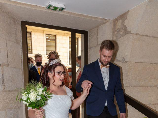 Le mariage de Anthony et Louise-Eugénie à Dole, Jura 4