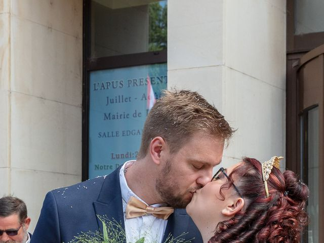 Le mariage de Anthony et Louise-Eugénie à Dole, Jura 10