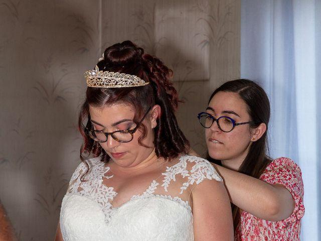 Le mariage de Anthony et Louise-Eugénie à Dole, Jura 19