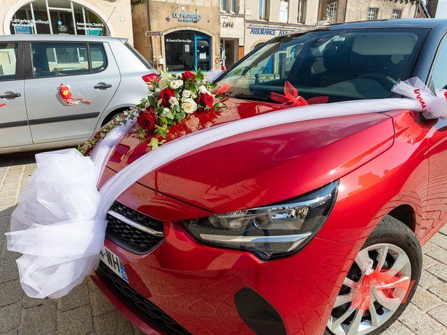 Le mariage de Anthony et Louise-Eugénie à Dole, Jura 25