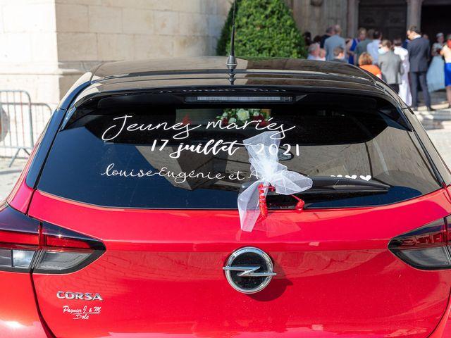 Le mariage de Anthony et Louise-Eugénie à Dole, Jura 26