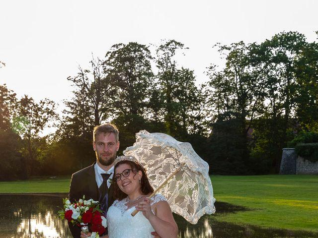 Le mariage de Anthony et Louise-Eugénie à Dole, Jura 1