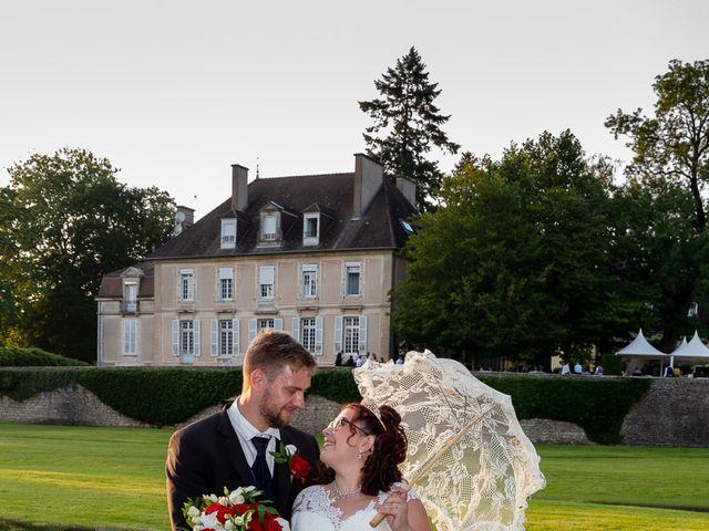 Le mariage de Anthony et Louise-Eugénie à Dole, Jura 41
