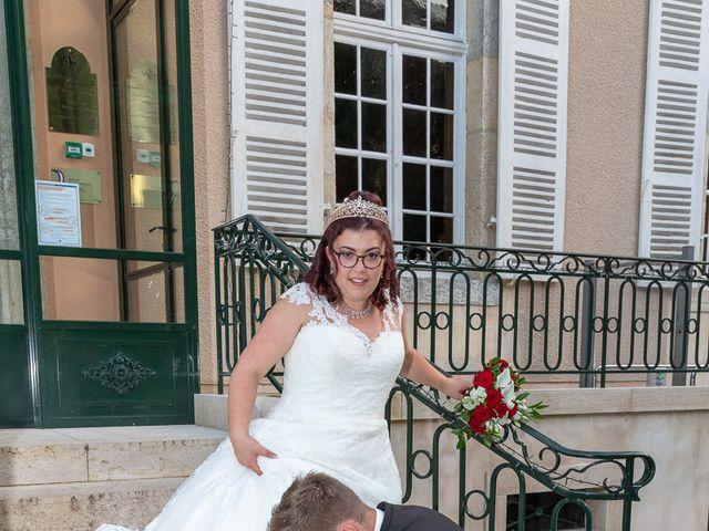 Le mariage de Anthony et Louise-Eugénie à Dole, Jura 48
