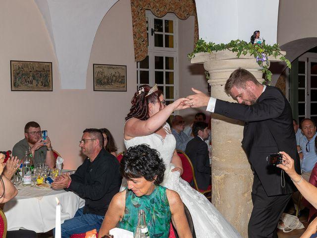 Le mariage de Anthony et Louise-Eugénie à Dole, Jura 58
