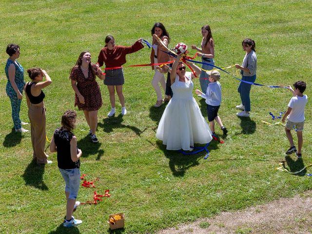 Le mariage de Anthony et Louise-Eugénie à Dole, Jura 68