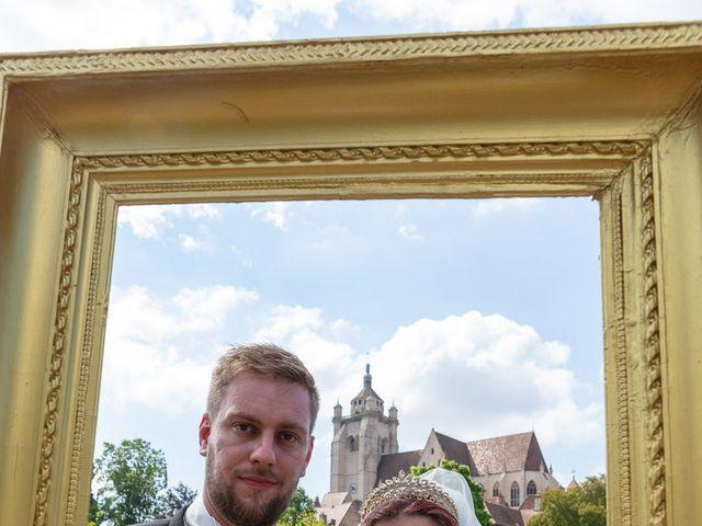 Le mariage de Anthony et Louise-Eugénie à Dole, Jura 81