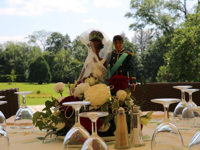Le mariage de Anthony et Louise-Eugénie à Dole, Jura 87