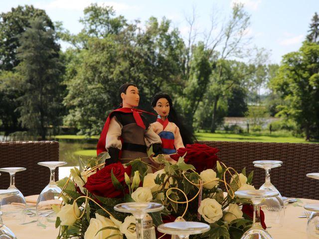 Le mariage de Anthony et Louise-Eugénie à Dole, Jura 88