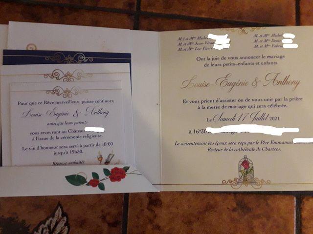 Le mariage de Anthony et Louise-Eugénie à Dole, Jura 94