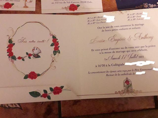Le mariage de Anthony et Louise-Eugénie à Dole, Jura 95