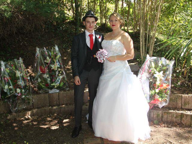 Le mariage de Julien et Mélodie à Saint-Juéry, Tarn 13