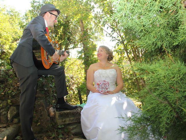Le mariage de Julien et Mélodie à Saint-Juéry, Tarn 14