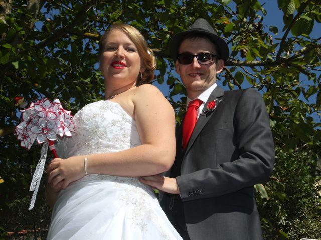 Le mariage de Julien et Mélodie à Saint-Juéry, Tarn 16