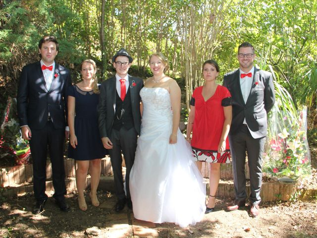 Le mariage de Julien et Mélodie à Saint-Juéry, Tarn 17