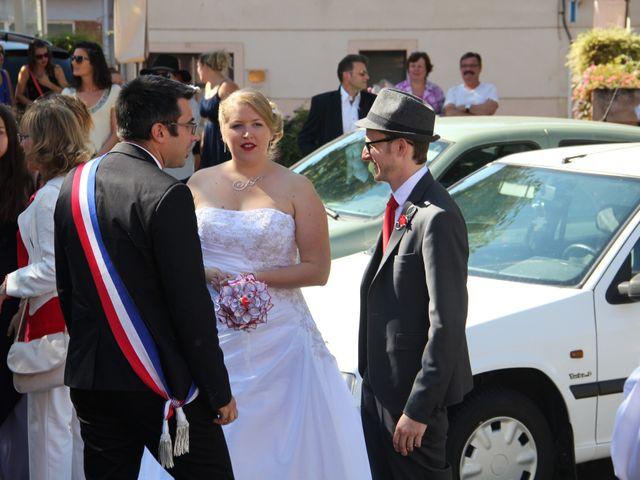 Le mariage de Julien et Mélodie à Saint-Juéry, Tarn 20