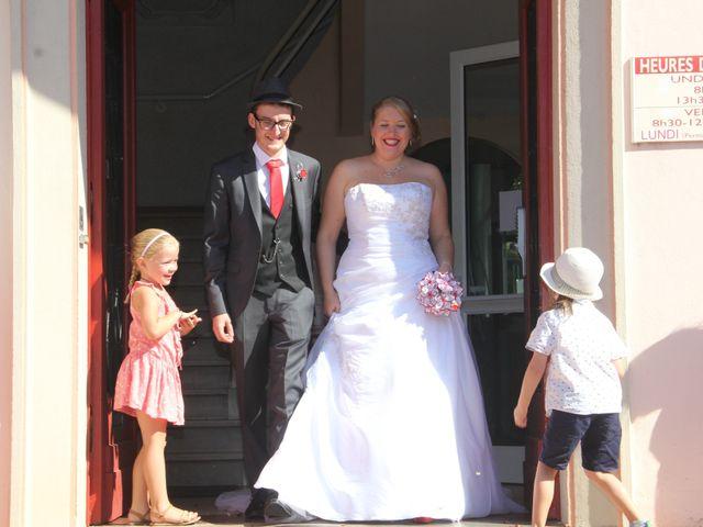 Le mariage de Julien et Mélodie à Saint-Juéry, Tarn 24