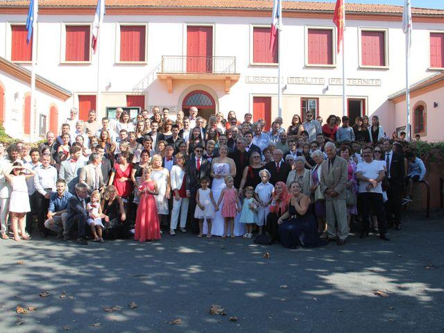 Le mariage de Julien et Mélodie à Saint-Juéry, Tarn 26