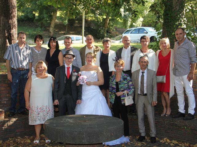 Le mariage de Julien et Mélodie à Saint-Juéry, Tarn 33