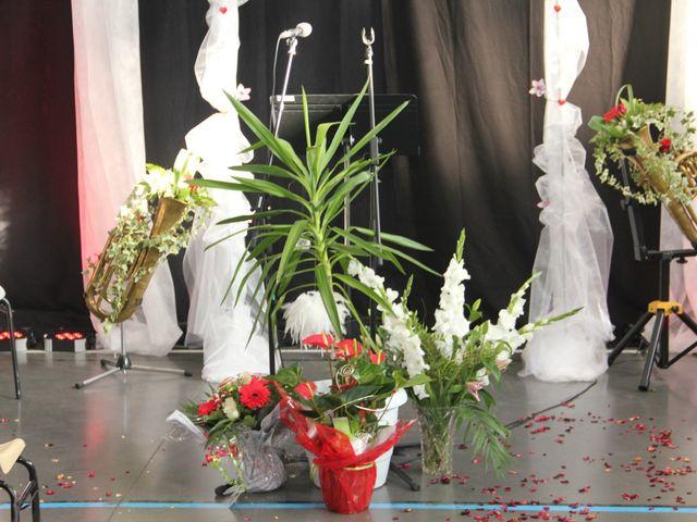 Le mariage de Julien et Mélodie à Saint-Juéry, Tarn 34
