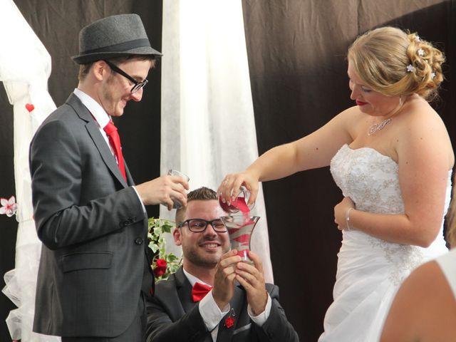Le mariage de Julien et Mélodie à Saint-Juéry, Tarn 39