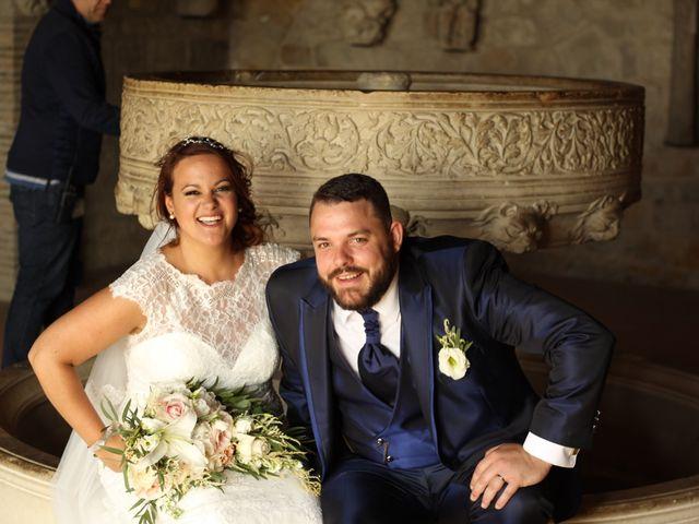 Le mariage de Matthieu et Ainhoa à Carcassonne, Aude 7