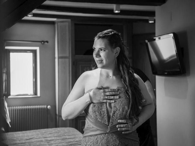 Le mariage de Sébastien et Coralie à Kientzheim, Haut Rhin 8