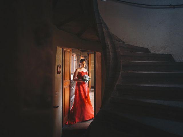 Le mariage de Sébastien et Coralie à Kientzheim, Haut Rhin 13