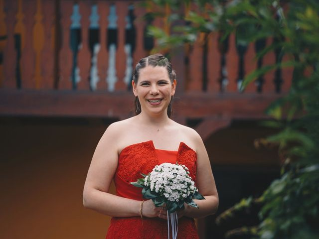 Le mariage de Sébastien et Coralie à Kientzheim, Haut Rhin 15