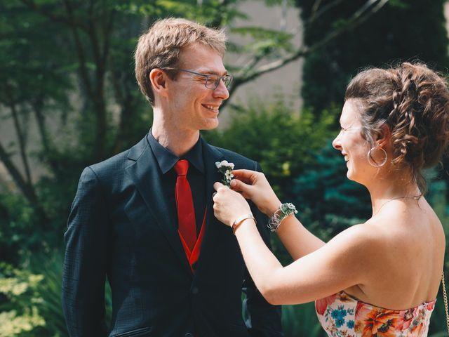 Le mariage de Sébastien et Coralie à Kientzheim, Haut Rhin 30