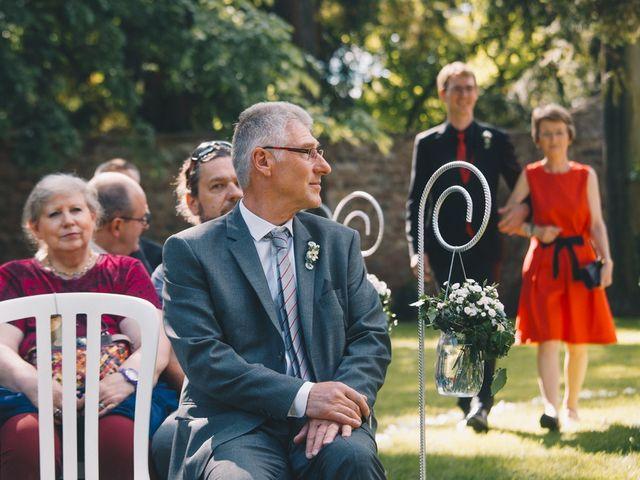 Le mariage de Sébastien et Coralie à Kientzheim, Haut Rhin 33