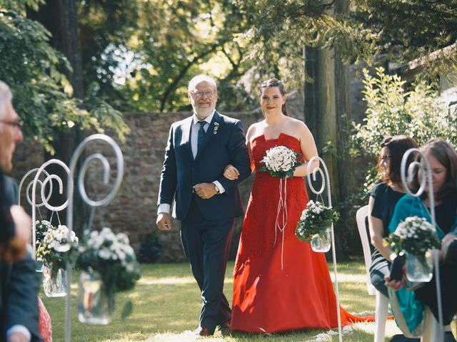 Le mariage de Sébastien et Coralie à Kientzheim, Haut Rhin 35