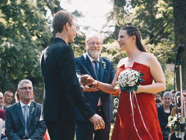 Le mariage de Sébastien et Coralie à Kientzheim, Haut Rhin 36