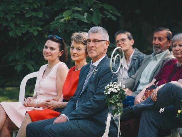 Le mariage de Sébastien et Coralie à Kientzheim, Haut Rhin 37