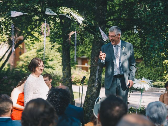 Le mariage de Sébastien et Coralie à Kientzheim, Haut Rhin 43