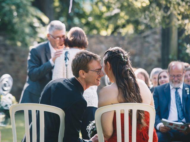 Le mariage de Sébastien et Coralie à Kientzheim, Haut Rhin 44