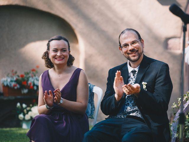 Le mariage de Sébastien et Coralie à Kientzheim, Haut Rhin 45