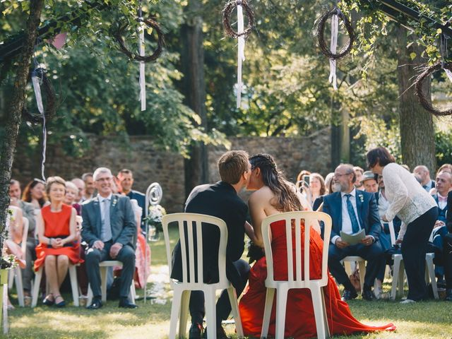 Le mariage de Sébastien et Coralie à Kientzheim, Haut Rhin 46