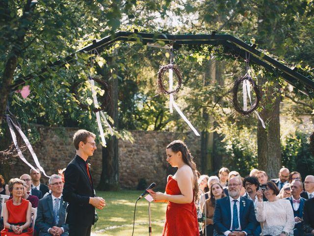 Le mariage de Sébastien et Coralie à Kientzheim, Haut Rhin 47