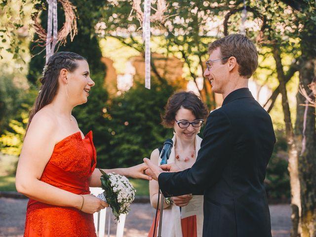 Le mariage de Sébastien et Coralie à Kientzheim, Haut Rhin 56
