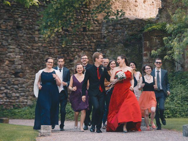 Le mariage de Sébastien et Coralie à Kientzheim, Haut Rhin 60