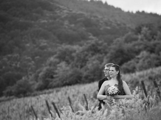Le mariage de Sébastien et Coralie à Kientzheim, Haut Rhin 71