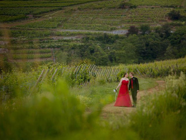Le mariage de Sébastien et Coralie à Kientzheim, Haut Rhin 72