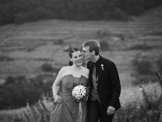 Le mariage de Sébastien et Coralie à Kientzheim, Haut Rhin 73