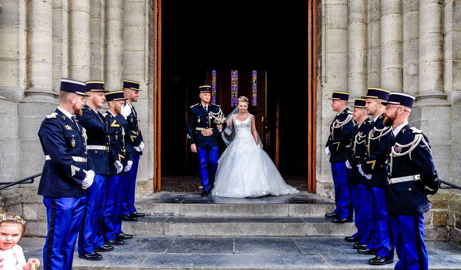 Le mariage de Axel  et Ophélie  à Estaires, Nord