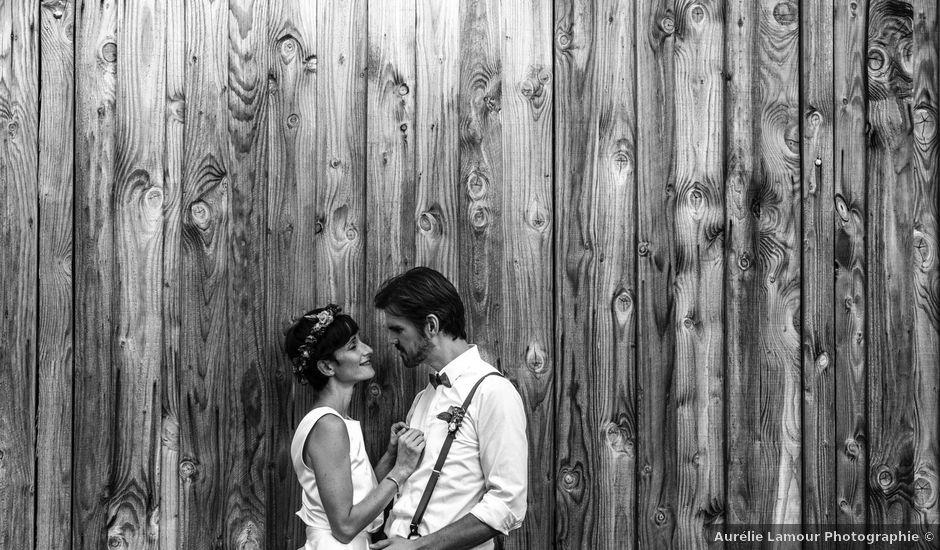 Le mariage de Marco et Emilie à Mirabel-et-Blacons, Drôme