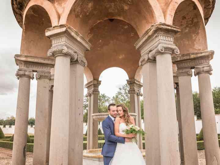 Le mariage de Aurélie et Fabien