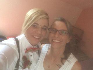 Le mariage de Sarah et Sandrine 1